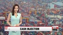 Korean gov't proposes budget supplement for H2