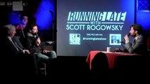 Adam Pallys awkward friendship with Conan OBrien — Running Late with Scott Rogowsky
