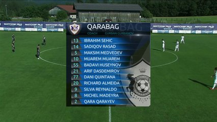 FK ZENIT vs. FK QARABAGH AGDAM (2)