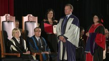 Daniel Alfredsson awarded degree of Doctor of Laws (Carleton University, 148th Convocation)