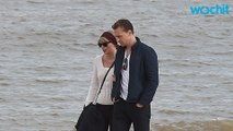 Taylor Swift and Tom Hiddleston Spotted in Rome