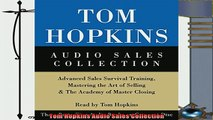 complete  Tom Hopkins Audio Sales Collection