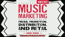 there is  Music Marketing Press Promotion Distribution and Retail