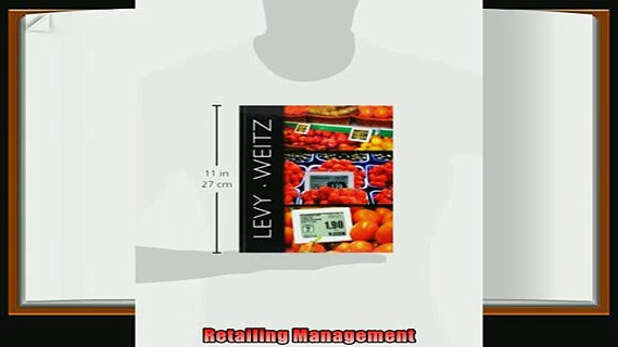 different   Retailing Management