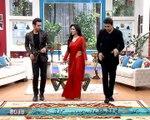 Meera, Saud & Faisal Qureshi Dance on Salam Zindagi OST