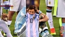 Lionel Messi Renuncia a la Seleccion Argentina, Final Copa America Argentina 2 vs 4 Chile