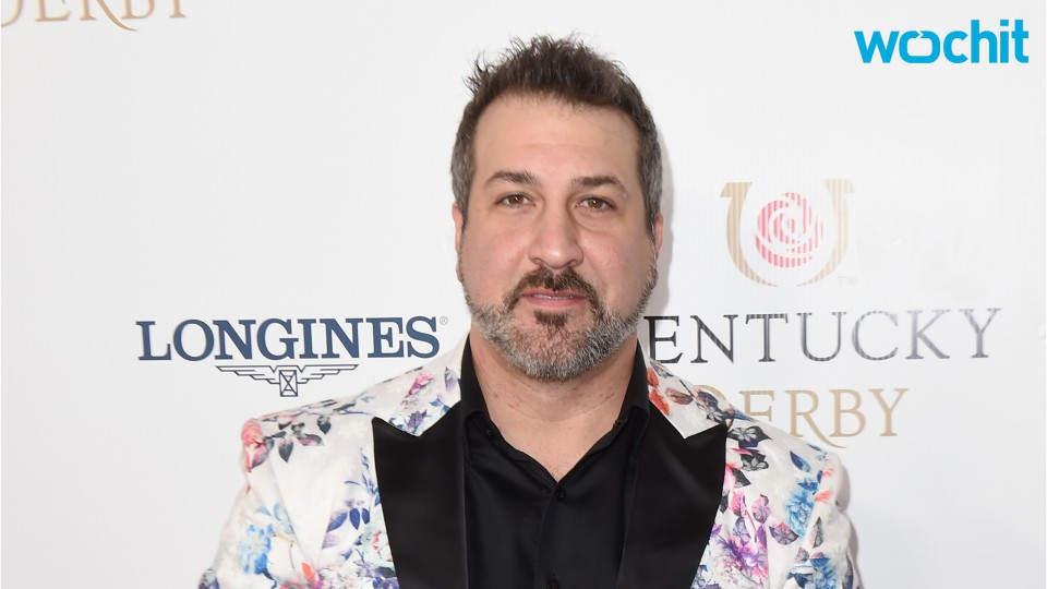 Joey Fatone Is Serving Up Your Taste Buds