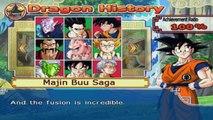 Let's Play Dragonballz Tenkaichi 3 Part 17 Dragonball Minus and Gokus mom!