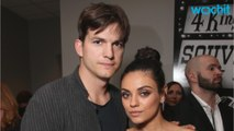 Mila Kunis and Ashton Kutcher Are Adorable Parents