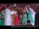 Desi Hot Girl Aima Khan Hot Mujra Dance in a Local Wedding Party of 2015 - Wedding Dance