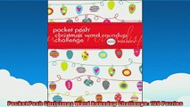 FREE DOWNLOAD  Pocket Posh Christmas Word Roundup Challenge 100 Puzzles READ ONLINE