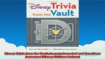 FREE DOWNLOAD  Disney Trivia from the Vault Secrets Revealed and Questions Answered Disney Editions  DOWNLOAD ONLINE