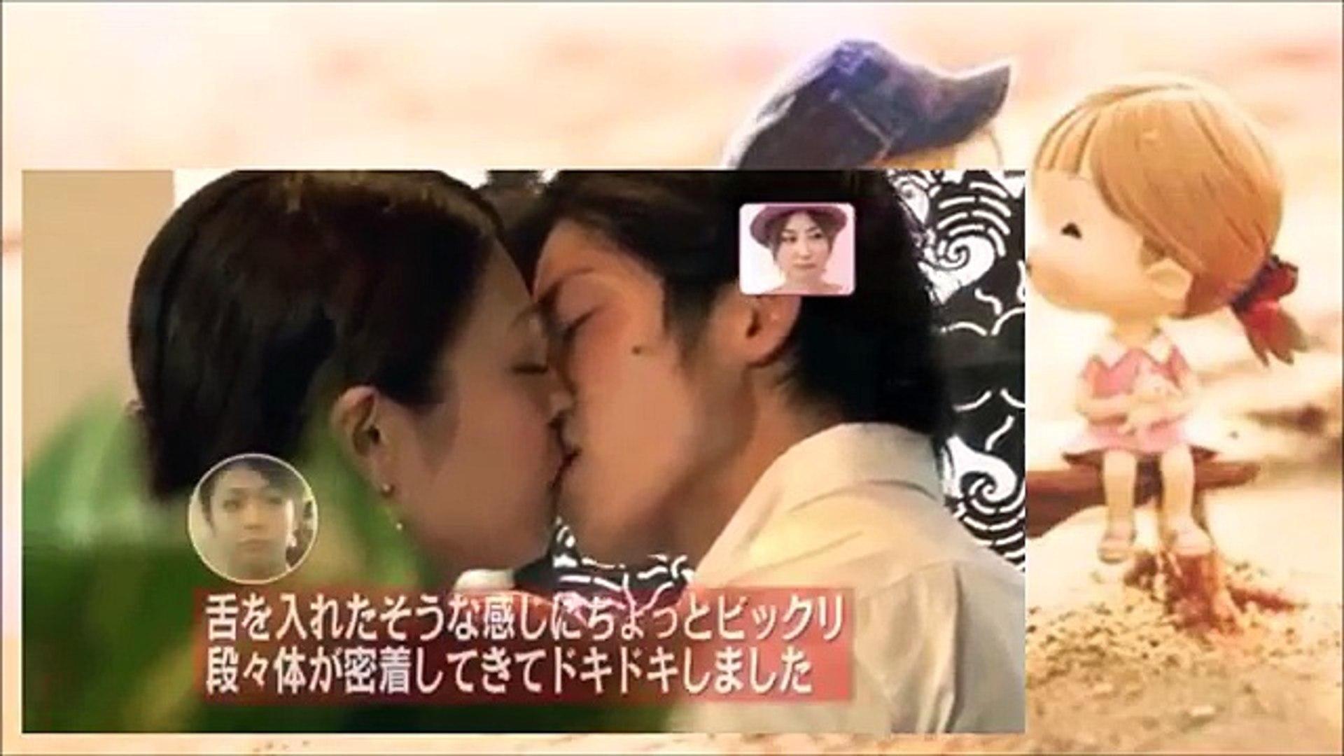 キス 動画 熟女