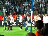 Bochum -  Borussia M'gladbach 1-1 Relegation Feier nach dem Spiel Teil 2 25.05.2011