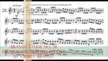 Brandt Etude No 28