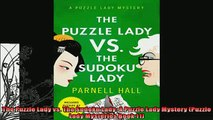 EBOOK ONLINE  The Puzzle Lady vs The Sudoku Lady A Puzzle Lady Mystery Puzzle Lady Mysteries Book 11  FREE BOOOK ONLINE