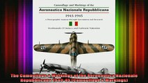 READ book  The Camouflage  Markings of the Aeronautica Nazionale Repubblicana 194345 Camouflage  Full Free