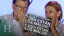 Rajoy a Cospedal ¡Ahí están los malos! y aquí están los malos