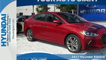 New 2017 Hyundai Elantra New Port Richey FL Tampa, FL #170359