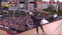 Skateboard X Games 17 Bob Burnquist takes Gold in Skateboard Big Air