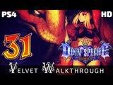 Odin Sphere Leifthrasir Walkthrough Part 31 ((PS4)) Velvet Path - Chapter 3 - English