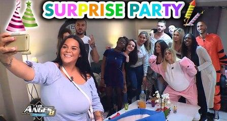 Les Anges 8 : les retrouvailles – Surprise party chez Axelle #épisode 2