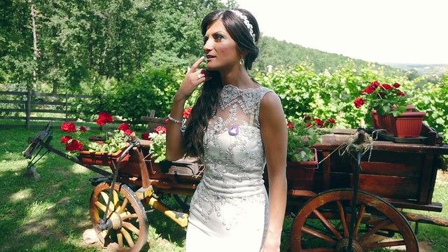 Bojana i Despot venčanje