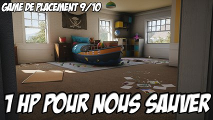 Rainbow Six : Ca devient difficile ! | Placement 9/10 | S2