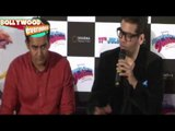 Varun Dhawan, Alia Bhatt at 'Humpty Sharma Ki Dulhania' Trailer Launch   Karan Johar