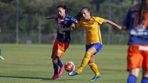 FCB Femení: Andressa Alves es va enfrontar al Barça l'estiu passat