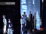 GIORGIO ARMANI - EMPORIO ARMANI Full Show Spring Summer 2002 Menswear Milan by Fashion Channel
