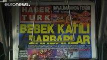 """""""Barbares tueurs de bébés"""" : la presse turque crache sur les terroristes"""