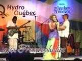 Tifane aux Francofolies de Montreal le 27 Juillet 2008