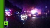 Australie : une mosquée de Perth attaquée à la bombe incendiaire en pleine prière