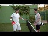 Cristiano Ronaldo vs Rafa Nadal in Nike Commercial ( MURRAY MURTY )