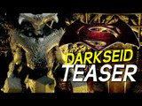 """BATMAN V SUPERMAN - DELETED SCENE """"COMMUNION"""" (DARKSEID TEASE)"""