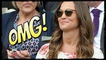 Oups ! Pippa Middleton frôle l'accident de culotte à Wimbledon