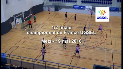 Championnat de France UGSEL de Handball (2016)