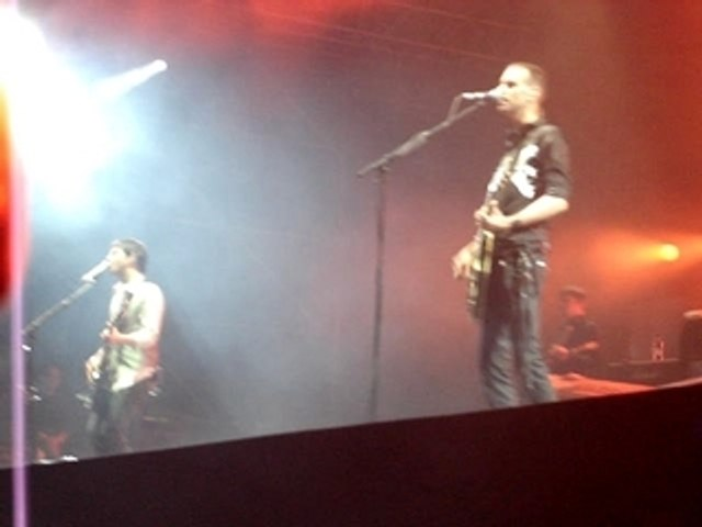 Placebo - every you and every me live @ musilac