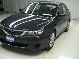 2009 Subaru Impreza Sedan AWD-FOUR DOOR-AUTO-CD PLAYER-1 OWN