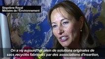 Les sacs plastiques à usage unique bientôt interdits en France