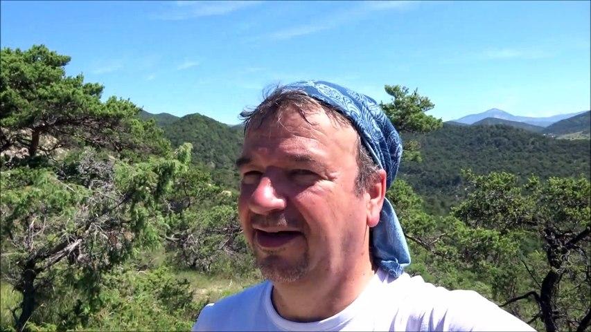 32ème jour - De Saillans à Pontaix
