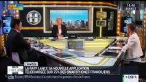 """Brexit: """"A priori, l'activité de la RATP va continuer normalement"""", Elisabeth Borne - 29/06"""