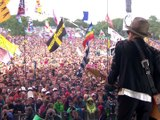 ZZ TOP - Gimme All Your Lovin' (Glastonbury 2016)