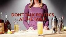 """""""Don't Talk Politics"""" Drink Recipe"""