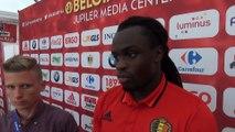 """Jordan Lukaku: """"Certains n'ont peut-être pas confiance en moi mais je ne ressens pas de pression"""""""