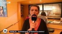 Le 18h de Télénantes au festival So film Summercamp