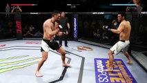 EA SPORTS UFC 2 ● UFC FIGHT 2016 MMA ● CHRIS WEIDMAN VS LYOTO MACHIDA