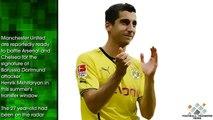 Manchester United join Arsenal & Chelsea in transfer race for Henrikh Mkhitaryan