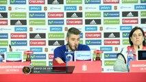 Missbrauchsvorwürfe! David De Gea wehrt sich - 'Große Lüge!' Spanien - Tschechien EM 2016